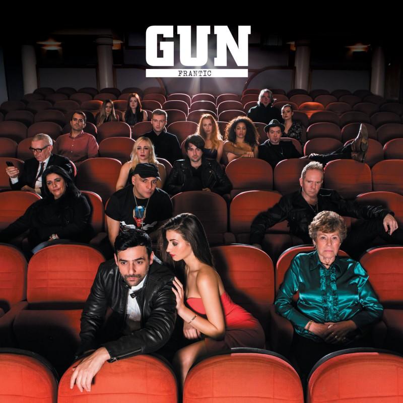 GUN-frantic-cover