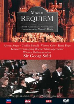 Mozart: Requiem Bicentennial Performance