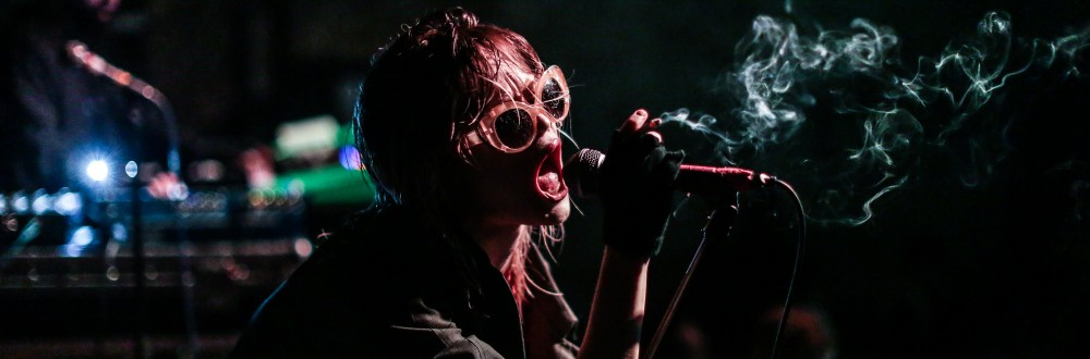 IN-STORE: Crystal Castles at Rough Trade