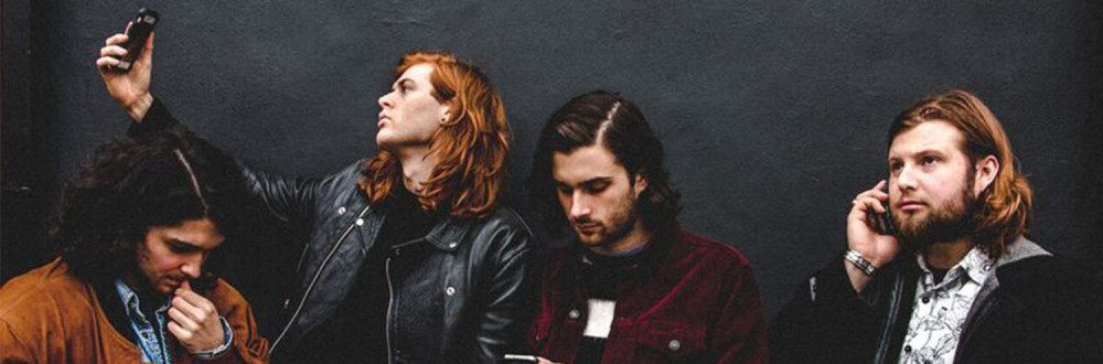 The Amazons tipped by MTV, Apple Music and BBC Music