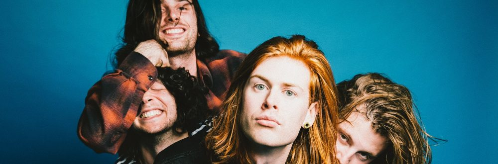 WATCH: The Amazons – 'Junk Food Forever'