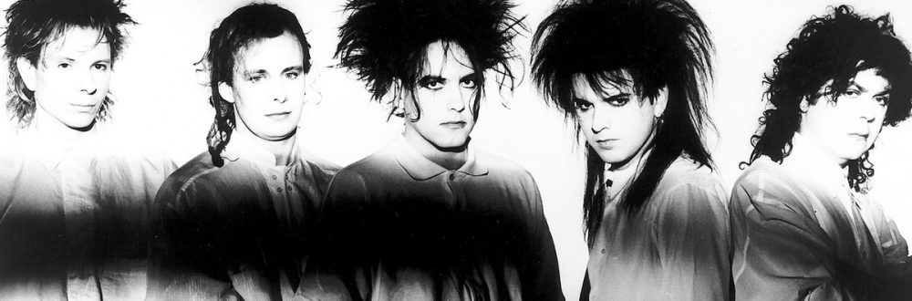 STORE: The Cure Vinyl Re-Stock