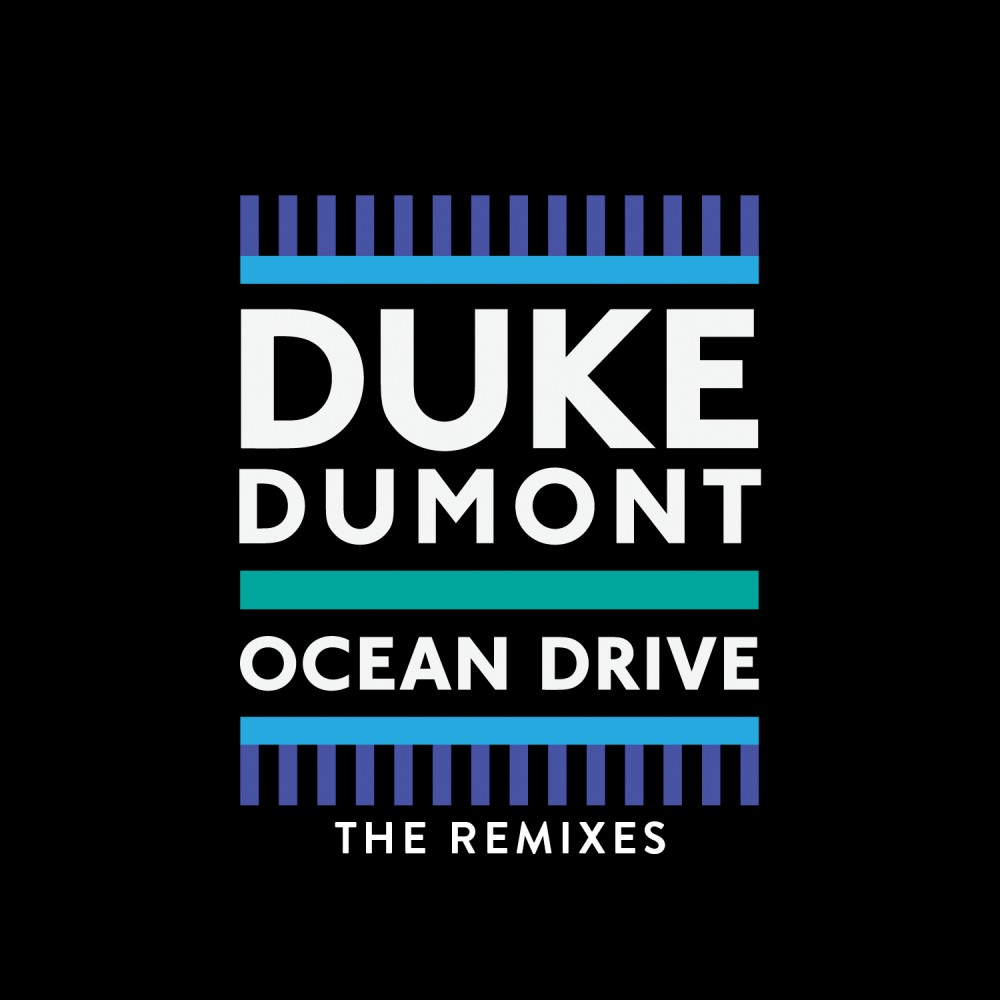 Ocean Drive – The Remixes (Out Now)
