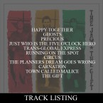 Click to view the tracklisting for THE GIFT