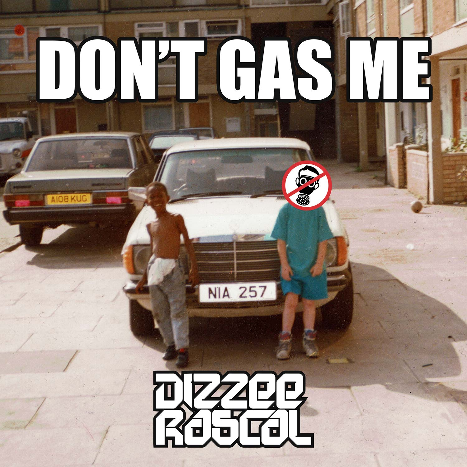 Don't Gas Me artwork