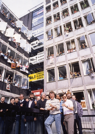Do you remember -Manchester Square is No. 1, 1987