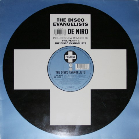 Disco Evangelists - De Niro (Full Circle Mix) 3