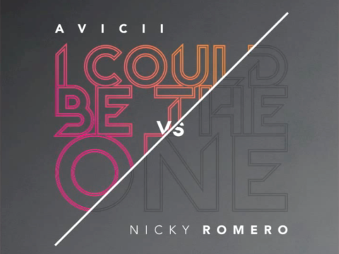 Avicii and Nicky Packshot