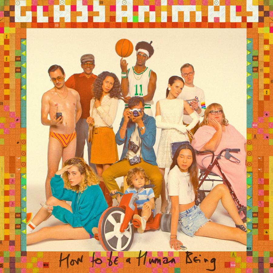 Resultado de imagen para Glass Animals - How To Be A Human Being