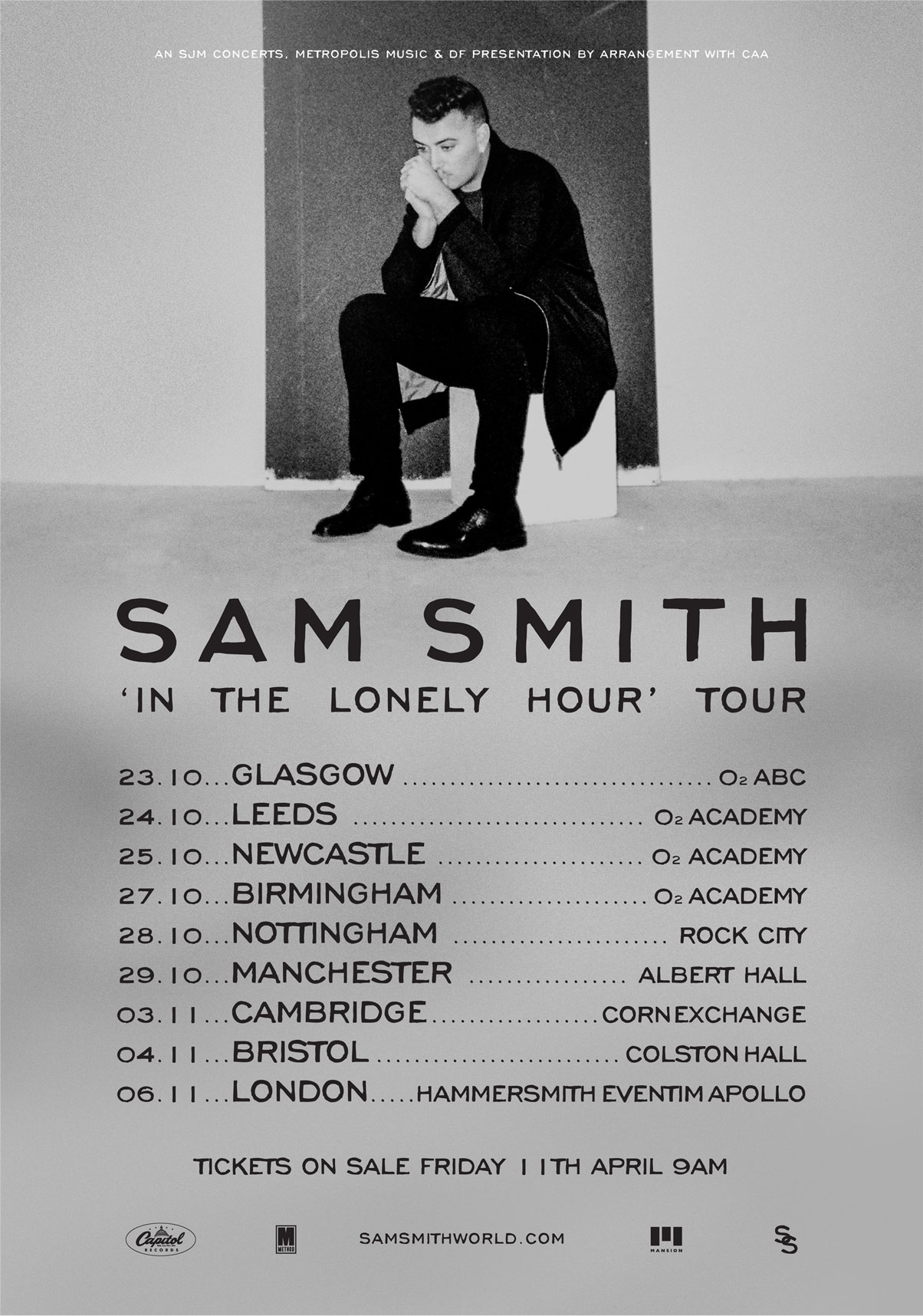 In the Lonely Hour is about a guy that I by Sam Smith ...