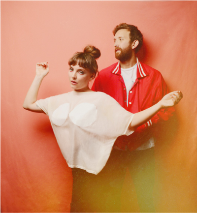 Sylvan Esso AM/PM Spotify