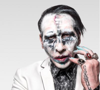 Marilyn Manson on tour