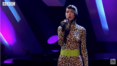 St. Vincent – Later With Jools
