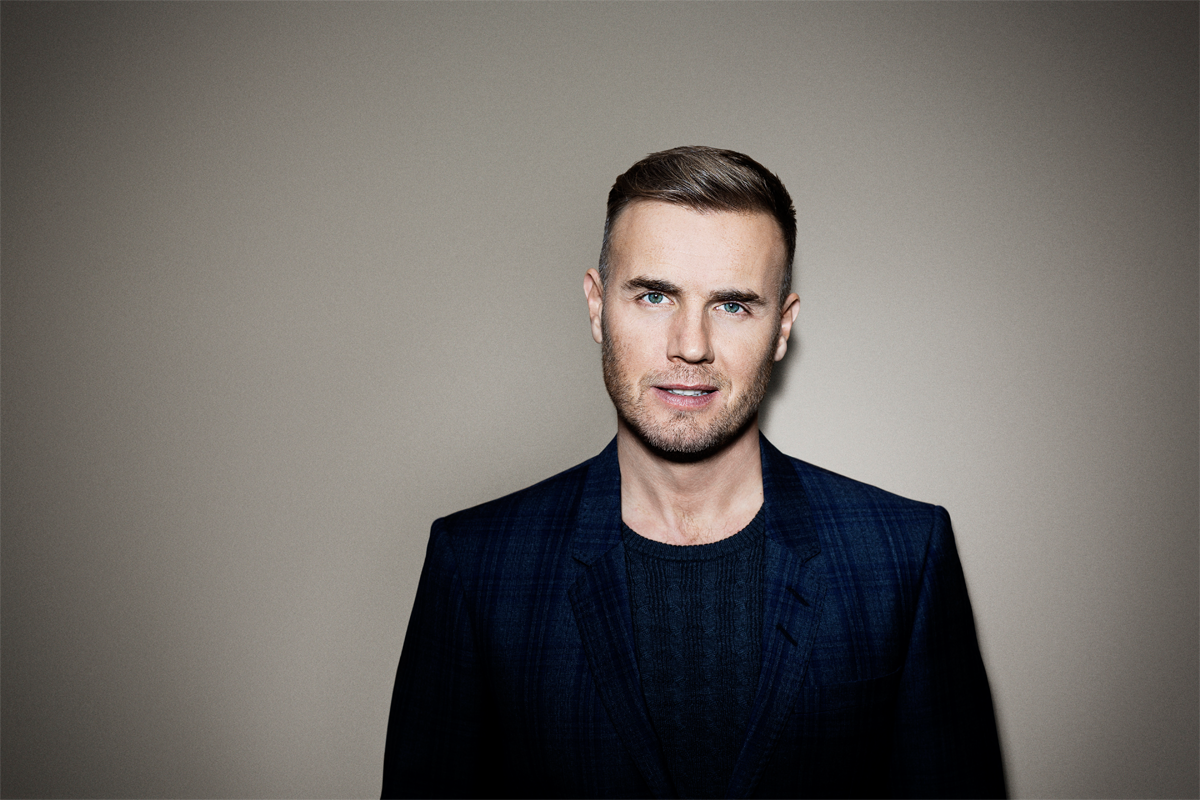 Gary Barlow new press image
