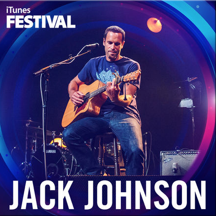 Jack Johnson - iTunes Festival: London 2013