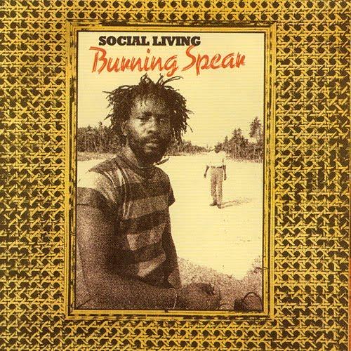 Burning Spear - Living Dub Vol.3