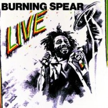Burning Spear Live