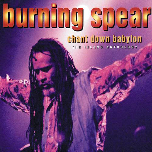 Burning Spear - The Fittest Selection