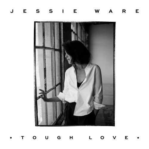 JessieWare_ToughLove_ Album Packshot (2)