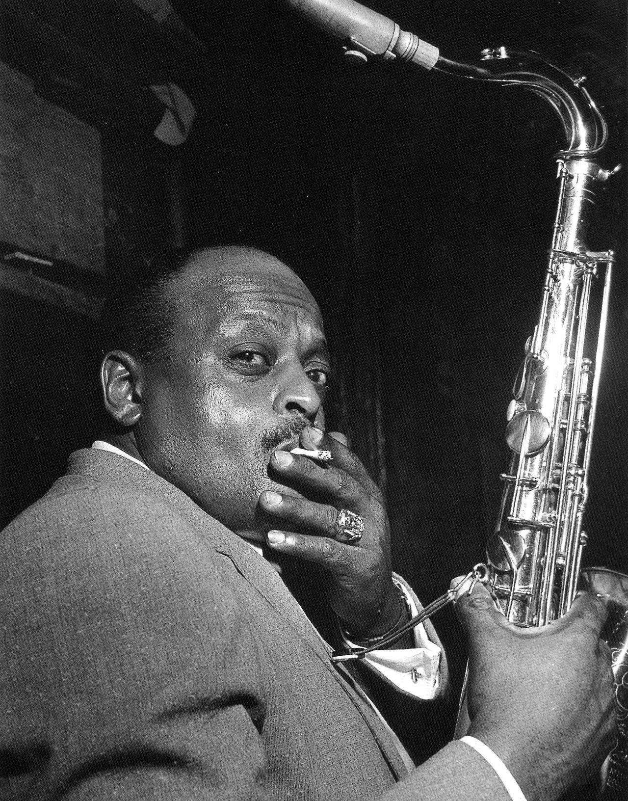 Ben Webster on oscar peterson trio live at denmark