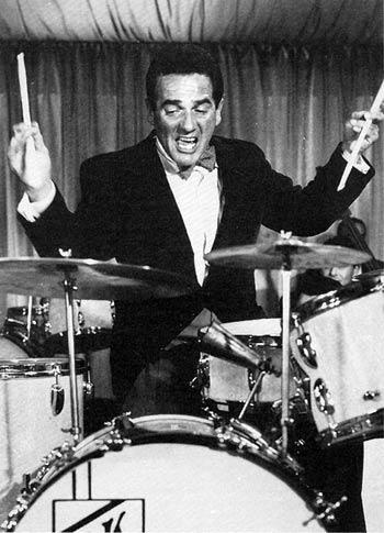 Gene Krupa: a Drummer with Star Power