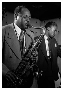 coleman-hawkins-and-miles-davis-three-deuces-new-york-1947-by-william-p-gottlieb-1
