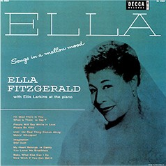Ella - Songs in a mellow mood