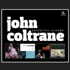 Essential Albums: Lush Life/Soultrane/Stardust/Kenny Burrell & John Coltrane [4-CD Box]