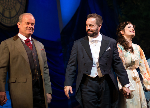 Alfie Joins Finding Neverland