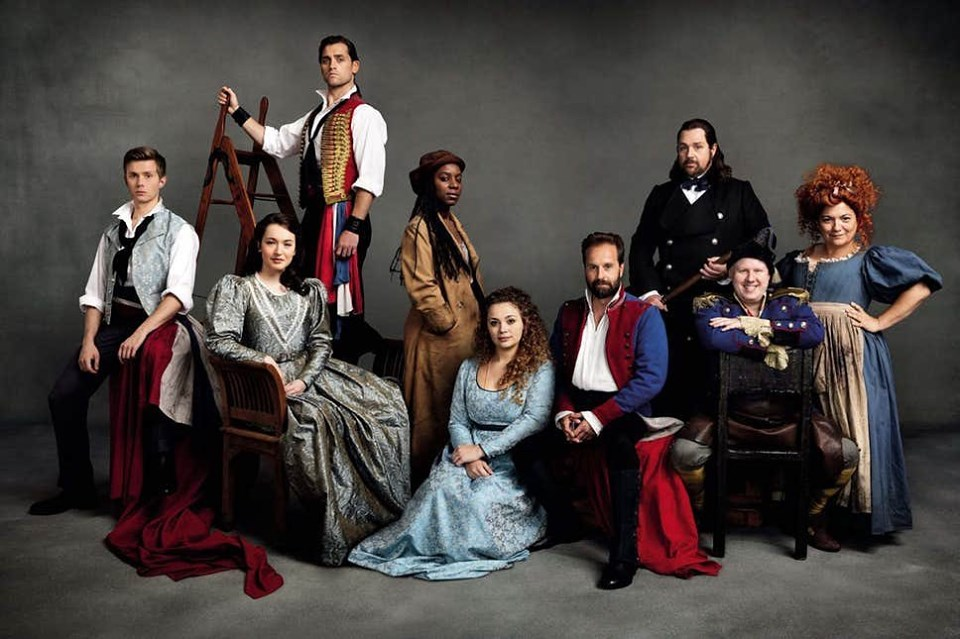 Win a pair of tickets for Les Misérables!