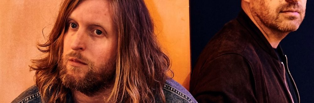 LISTEN: Andy Burrows & Matt Haig – 'Reasons To Stay Alive'