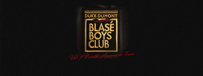 UK & NORTH AMERICA TOUR TICKETS ON SALE   Duke Dumont