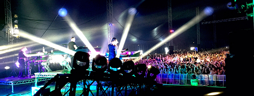 T In The Park | Duke Dumont