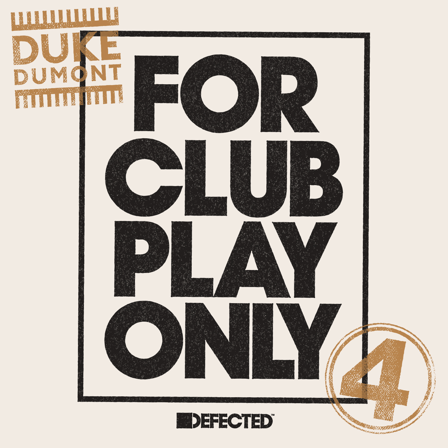 For Club Play Only 4 (Out Now)