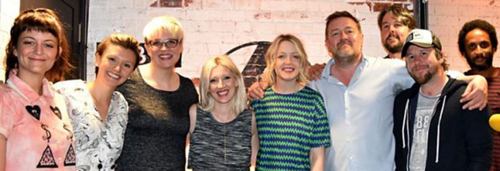 ELBOW IN SESSION WITH LAUREN LAVERNE