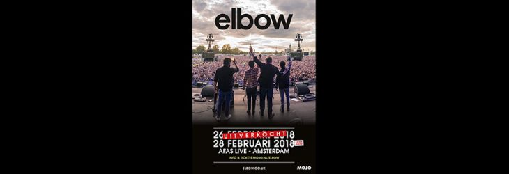 elbow add second Amsterdam date to 2018 tour