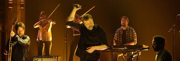 elbow perform on Jimmy Fallon