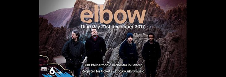 ELBOW ANNOUNCE EXCLUSIVE SHOW WITH BBC PHILHARMONIC ORCHESTRA
