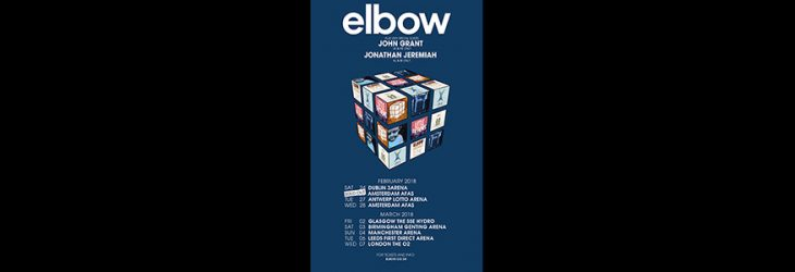 JONATHAN JEREMIAH TO JOIN ELBOW FOR EU SHOWS