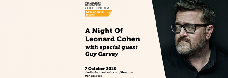 A NIGHT OF LEONARD COHEN WITH SPECIAL GUEST GUY GARVEY