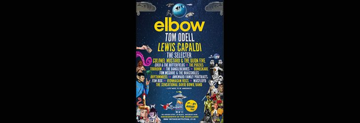 ELBOW TO HEADLINE BELLADRUM TARTAN HEART 2019