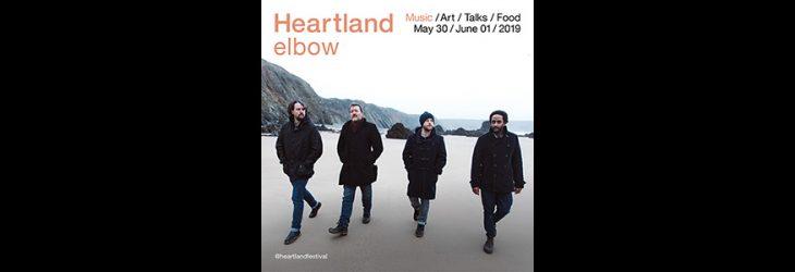 ELBOW TO PLAY DENMARK'S HEARTLAND FESTIVAL