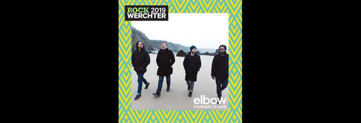 ELBOW TO PLAY ROCK WERCHTER