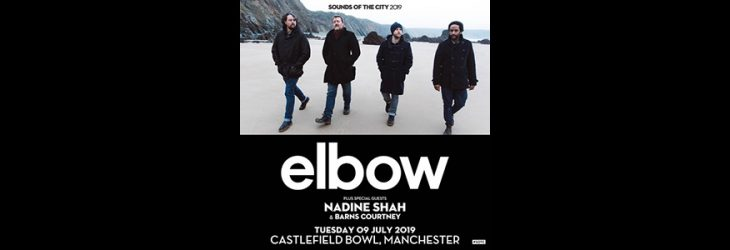 elbow announce Castlefield Bowl special guests