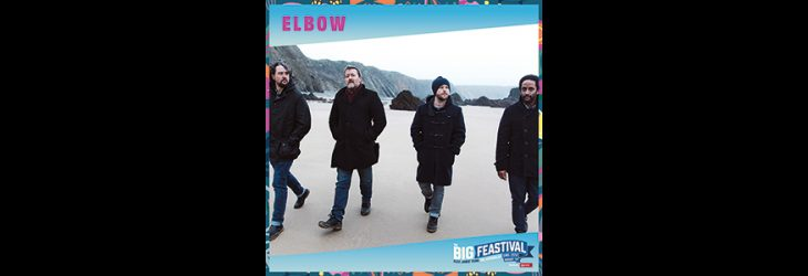 ELBOW TO HEADLINE THE BIG FEASTIVAL