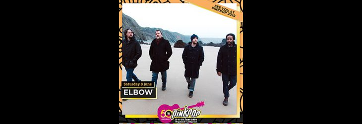 ELBOW TO PLAY PINKPOP