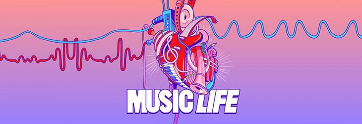 GUY GARVEY ON THE MUSIC LIFE PODCAST