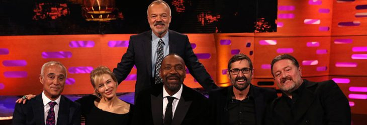 ELBOW ON THE GRAHAM NORTON SHOW TONIGHT