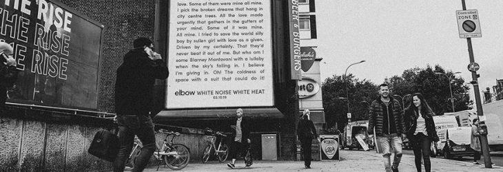 WHITE NOISE WHITE HEAT