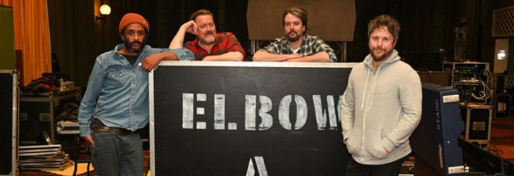 LISTEN AGAIN TO ELBOW LIVE IN SESSION WITH JO WHILEY ON BBC RADIO 2